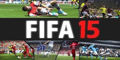 FIFA 15 (Origin) + бонус