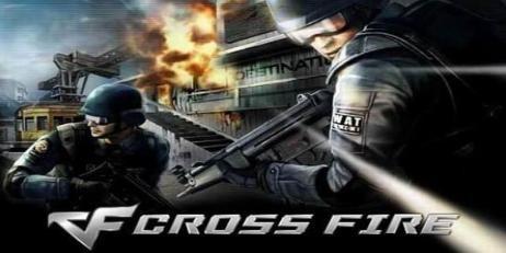Crossfire ( майор ) + почта
