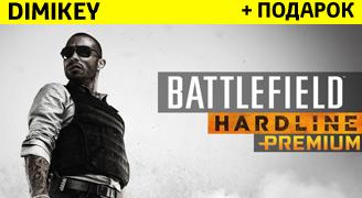 Battlefield Hardline Premium + ответ секр.вопр [ORIGIN]