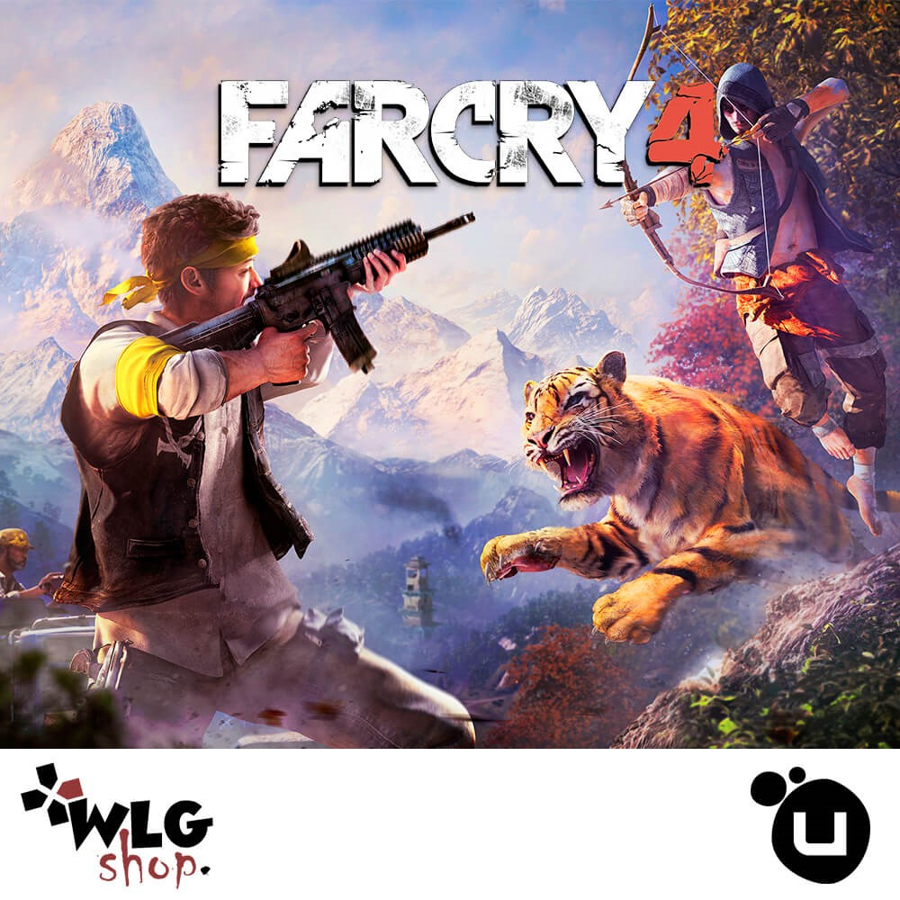 Купить Far Cry 4 | REGION FREE | UPLAY &#128142