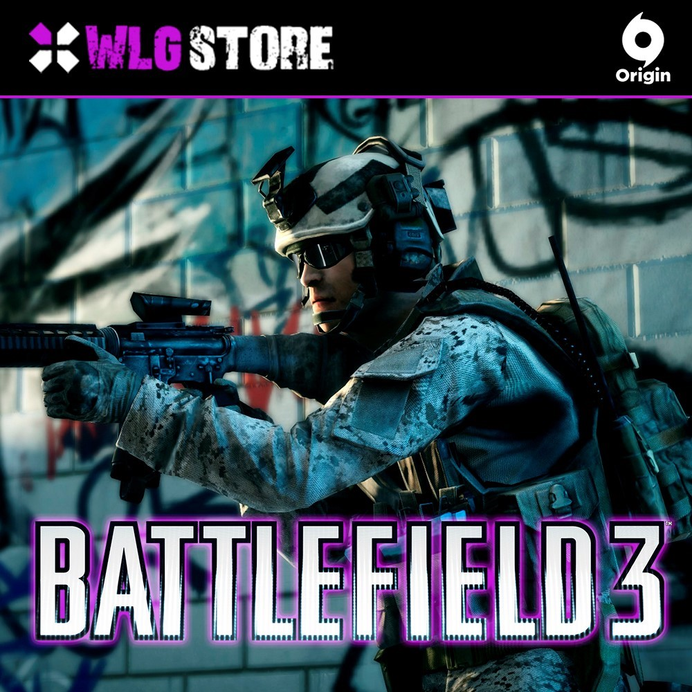 Купить BATTLEFIELD 3 | REGION FREE | ORIGIN &#128142