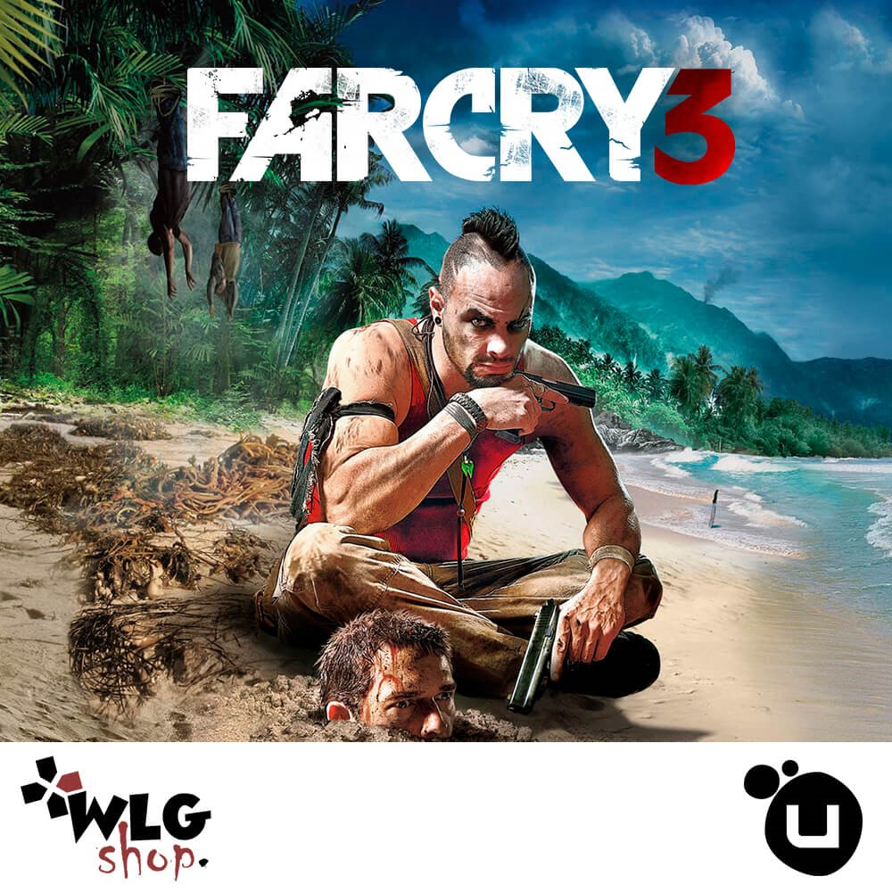 Купить FAR CRY 3 | CASHBACK | REGION FREE | UPLAY