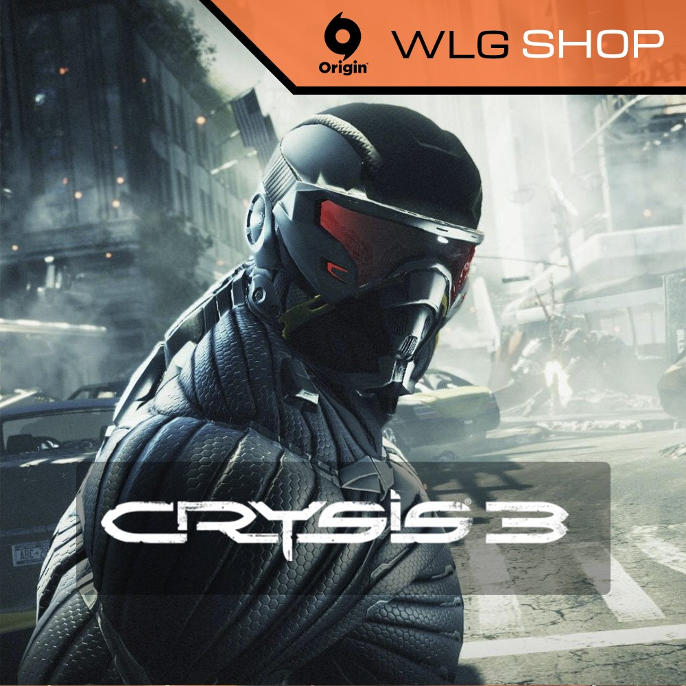 Купить Crysis 3 | REGION FREE | Origin