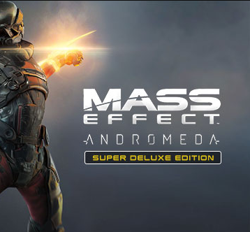 Купить Mass Effect: Andromeda Super Deluxe [Origin] + БОНУСЫ