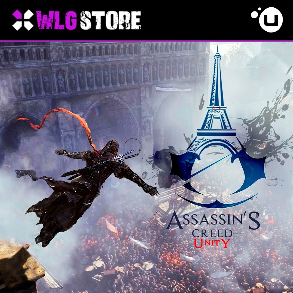 Купить ASSASSIN´S CREED UNITY | REGION FREE | UPLAY