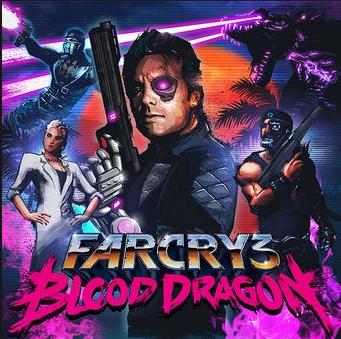Купить Far Cry 3 Blood Dragon (UPLAY) ГАРАНТИЯ+БОНУСЫ