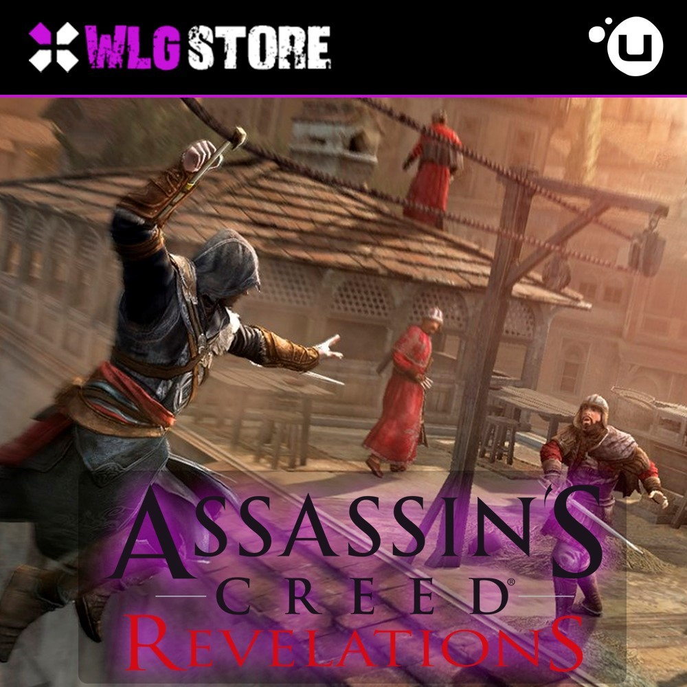 Купить Assassin's Creed Revelations | region free | Uplay