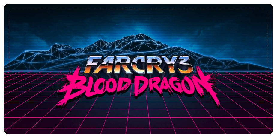 Купить FAR CRY 3 BLOOD DRAGON | REGION FREE | UPLAY