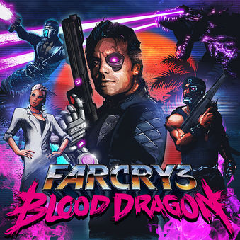 Купить Far Cry 3: Blood Dragon [Гарантия]