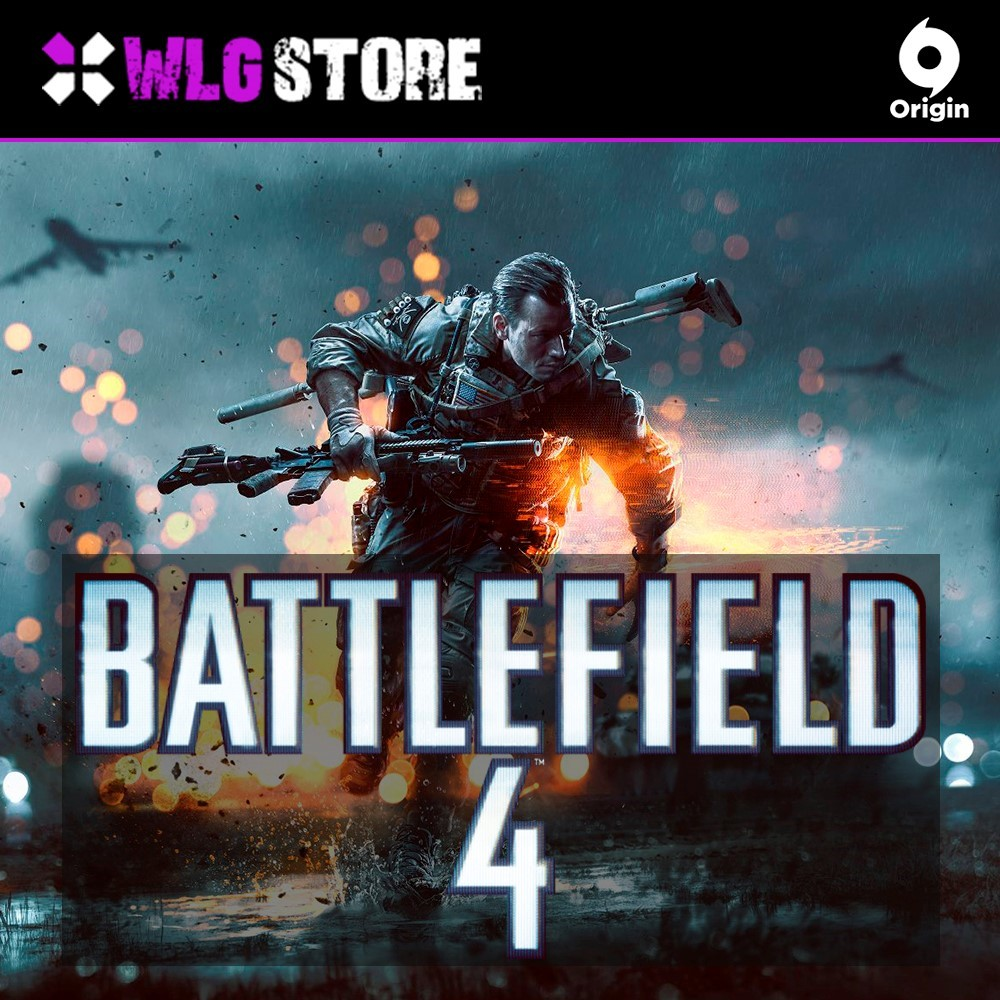 Купить BATTLEFILD 4 | Region Free | Origin&#128142