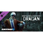 PAYDAY 2: Dragan Character Pack (Steam RU+CIS**) DLC
