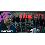 PAYDAY 2: Gage Weapon Pack #02 DLC (Steam gift /RU)