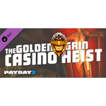 PAYDAY 2: The Golden Grin Casino Heist (DLC) STEAM GIFT