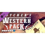 PAYDAY 2: The Butcher´s Western Pack (DLC) STEAM/RU/CIS