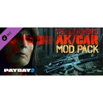 PAYDAY 2: The Butcher's AK/CAR Mod Pack (DLC) STEAM