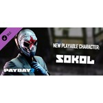 PAYDAY 2: Sokol Character Pack (DLC) Steam Gift /RU/CIS