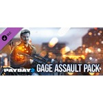 PAYDAY 2: Gage Assault Pack (DLC) STEAM GIFT / RU/CIS
