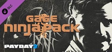 Купить лицензионный ключ PAYDAY 2: Gage Ninja Pack (DLC) Steam Gift / RU/CIS на Origin-Sell.com