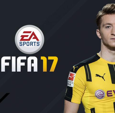 Купить FIFA 17 + СЕКРЕТКА +   СМЕНА ПОЧТЫ