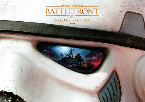 Купить Star Wars: Battlefront 3 Deluxe Edition [Гарантия]