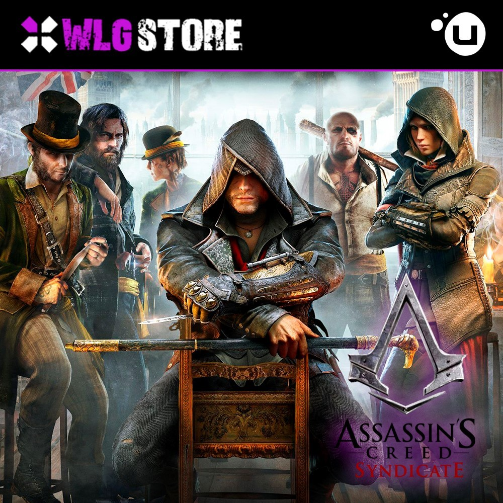 Купить Assassin´s Creed SYNDICATE [ГАРАНТИЯ] UPLAY