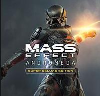 Купить Mass Effect Andromeda Super Deluxe СЕКРЕТКА + ПОДАРКИ