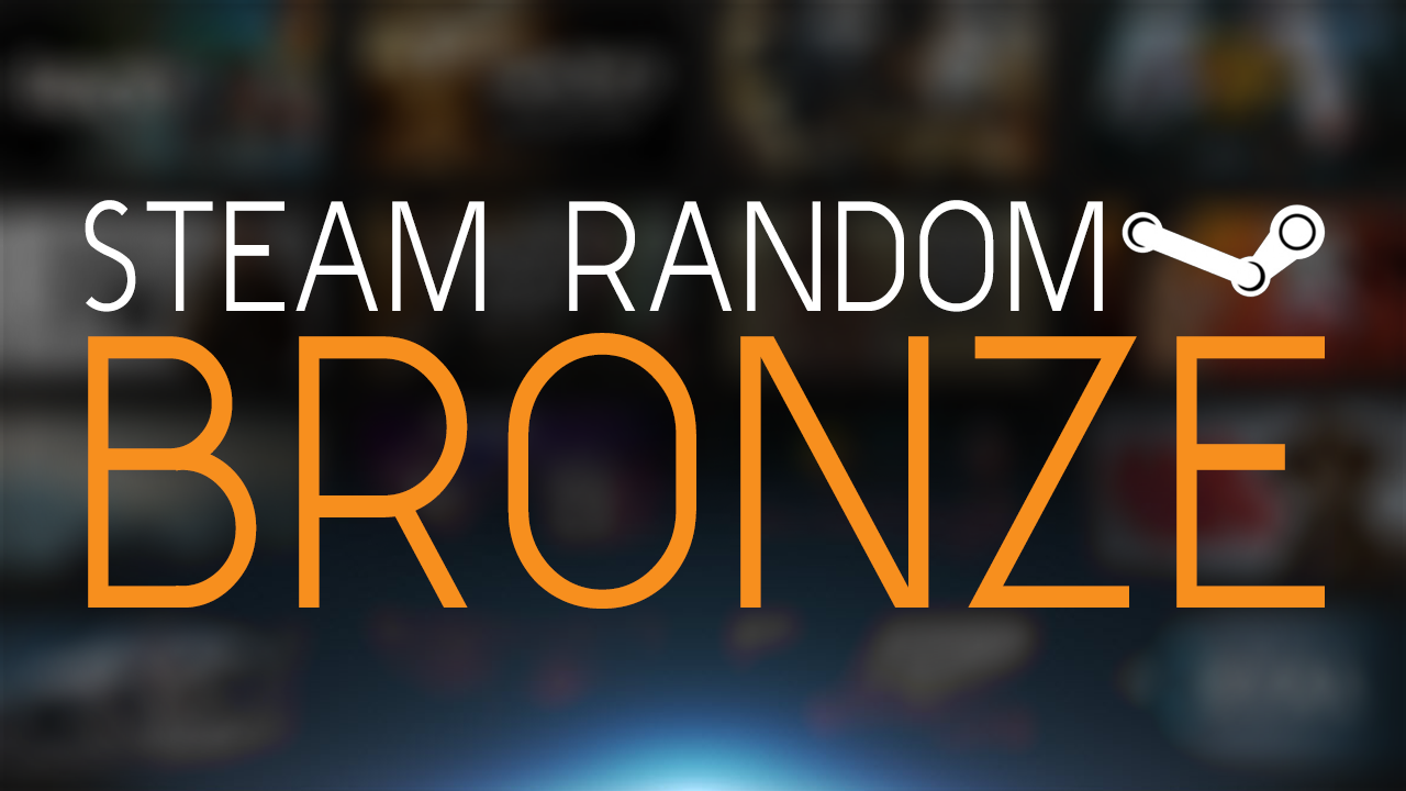 BRONZE RANDOM STEAM KEYS - Случайный ключ Steam