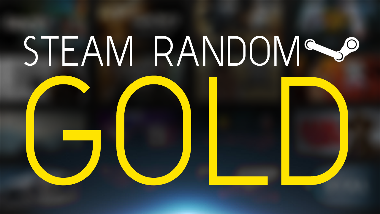 GOLD RANDOM STEAM KEYS - Случайный ключ Steam