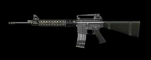 Warface 45 Bloody X7 макросы M16A3 | М16А3 | R16A3