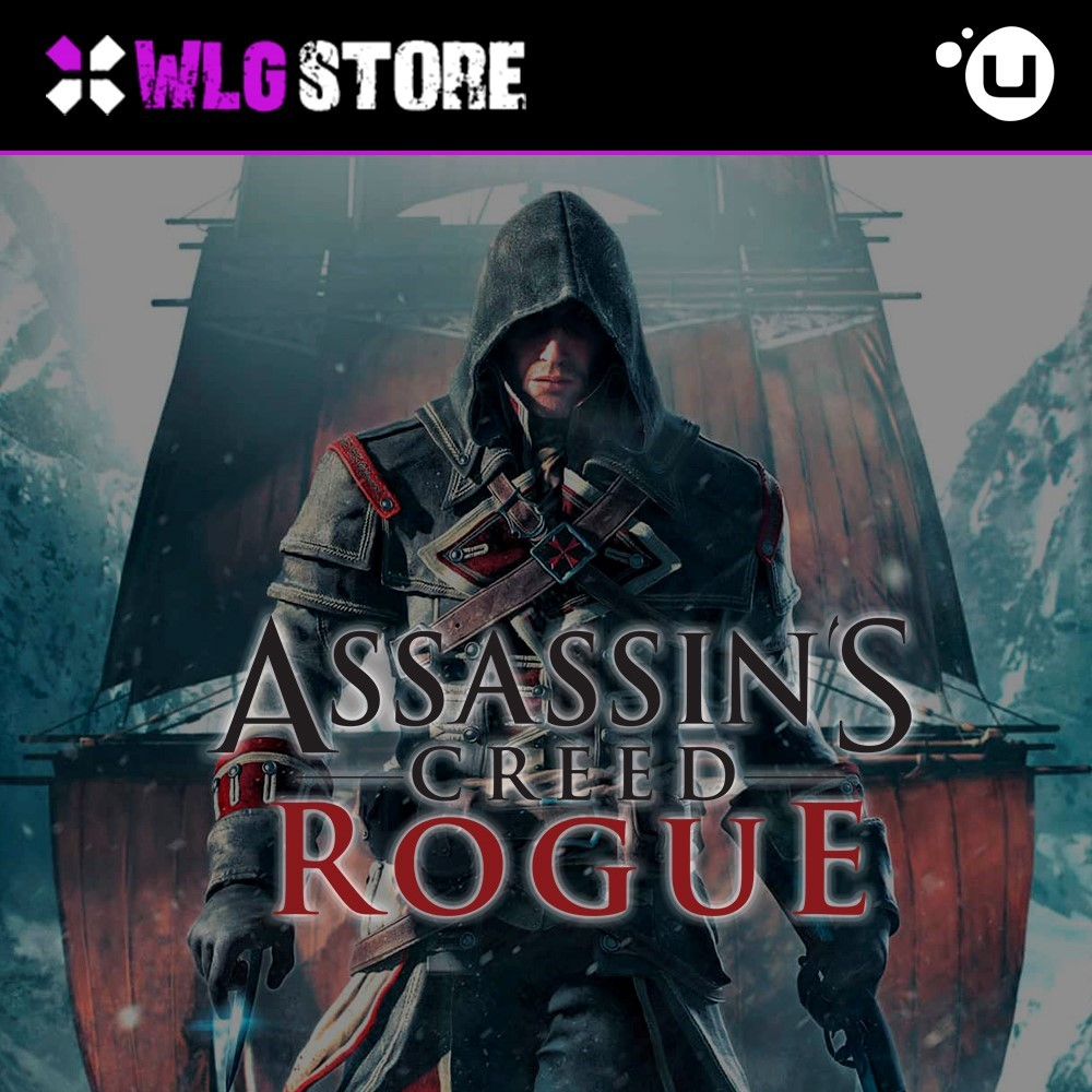 Купить Assassin's Creed ROGUE [ГАРАНТИЯ] UPLAY