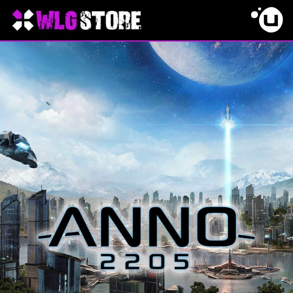 Купить ANNO 2205 | REGION FREE | UPLAY &#128142