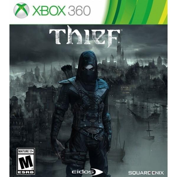 GTA 4 + Gta SanAndreas+ Thief Общий (Xbox 360)
