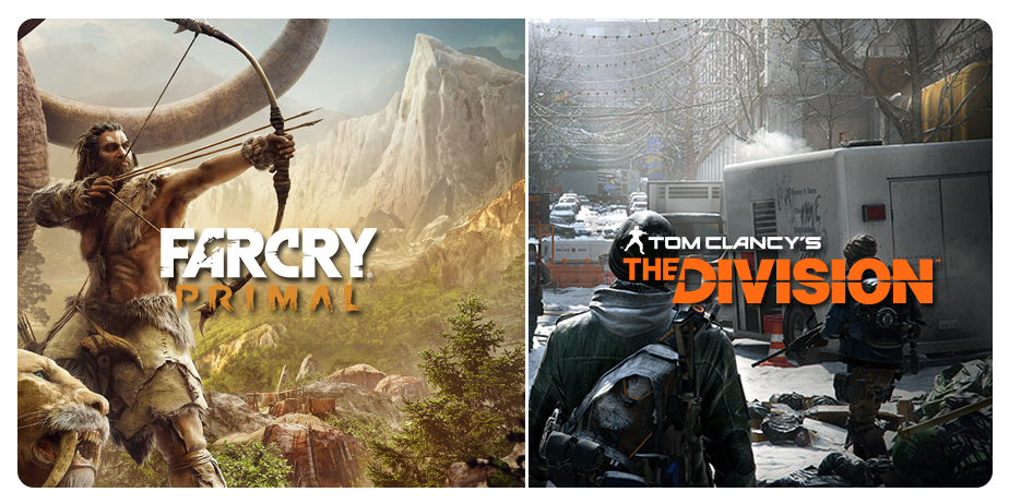 Купить Far Cry Primal + Tom Clancy´s The Division [Гарант