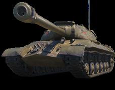Бонус-код - танк ИС-3 с МЗ (ИС-3A) + слот (RU)