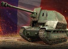 Бонус-код - танк FCM 36 Pak 40 + слот (остаток 2 кода)
