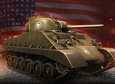 Бонус-код - танк M4A2E4 Sherman + 3 дней ПА
