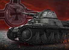 Бонус-код - танк Pz.Kpfw. 38H 735 (f) (Мини-Маус) (RU)