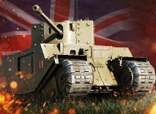 Бонус-код - танк TOG II* + 7 дней ПА + слот