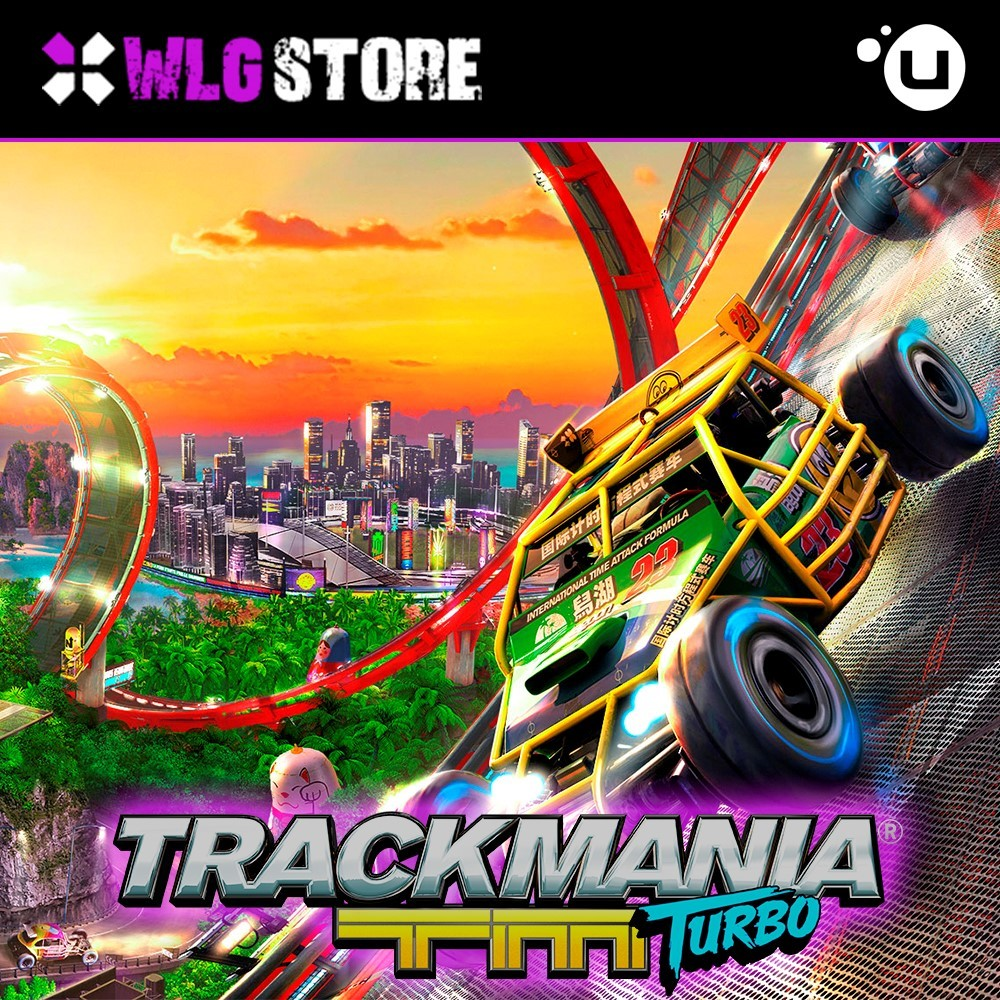 Купить Trackmania Turbo Uplay | Гарантия | Uplay &#128142