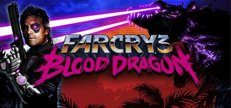 Far Cry 3 - Blood Dragon (UPLAY KEY / ROW)