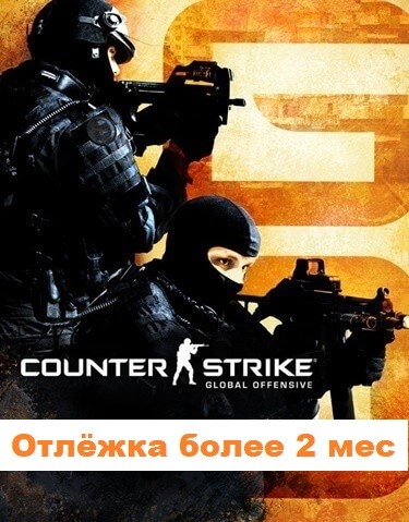 Купить Counter-Strike Global Offensive (отлёжка более 2 мес)