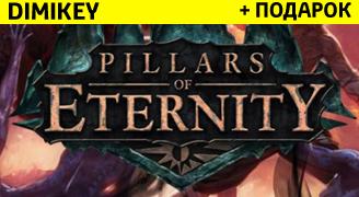 Pillars of Eternity + подарок + бонус [STEAM]