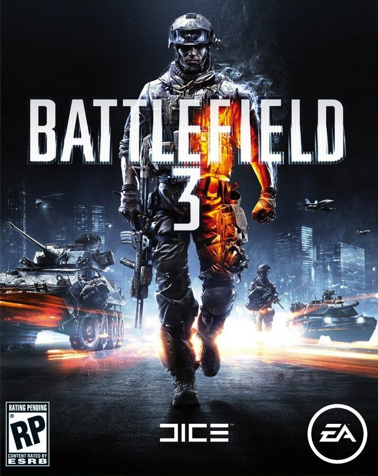 Купить Battlefield 3 Origin