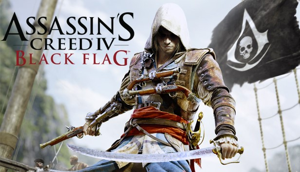 Assassin's Creed IV Black Flag - Uplay Ключ