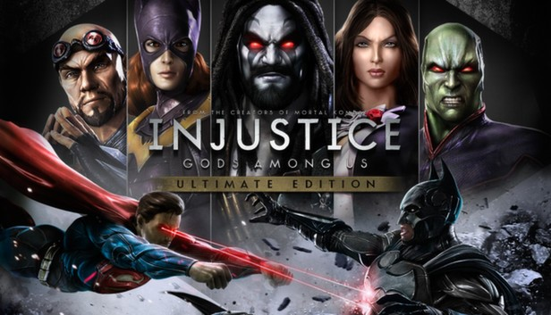 Injustice: Gods Among Us Ultimate Edition - Steam Gift