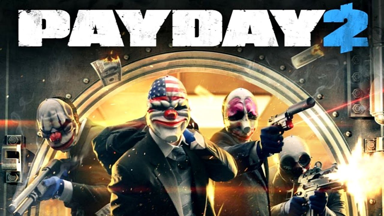 PAYDAY 2 аккаунт Steam + Почта + Скидка