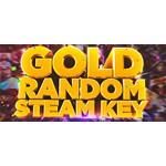 Random GOLD Key