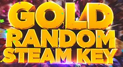Random GOLD Steam Key