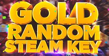 Купить лицензионный ключ Random GOLD Steam Key на SteamNinja.ru