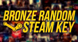 Random BRONZ Steam Key